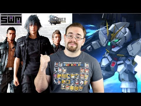 Xxx Mp4 News Wave Final Fantasy XV Royal Edition Frustrates Fans And SD Gundam Goes To The Switch 3gp Sex