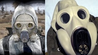 S.T.A.L.K.E.R. Real Life Gas Masks