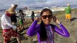 Island Hopping Tour to Virgin Island: Bohol Philippines