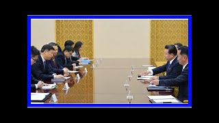 News-Chinese Envoy discusses