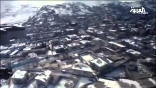 مقبرة الأمبروطيات أفغانستان .  ثورة 1979 م . وأسباب حرب العشر سنوات مع السوفييت  وأنهزامها .