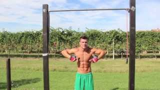 Muscle up (Tutorial ed esecuzione)