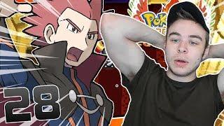 DO WE LOSE THE NUZLOCKE?! Pokémon Sacred Gold Egglocke Part 28 w/ HDvee