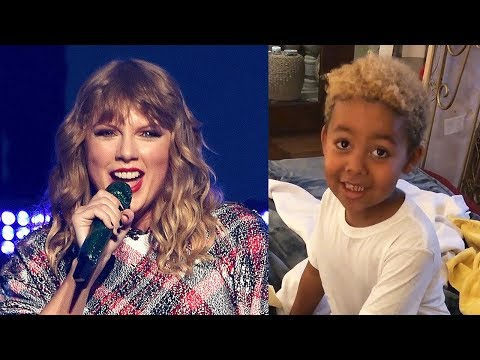 Xxx Mp4 Taylor Swift SURPRISES Wiz Khalifa Amber Rose S Son With VIP Concert Tickets 3gp Sex