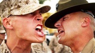 Marine Recruit Depot San Diego Boot Camp 2016 - USMC Recruit Training