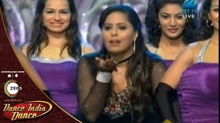 Dance India Dance Season 3 Grand Finale April 21 '12 - Master Geeta Performance