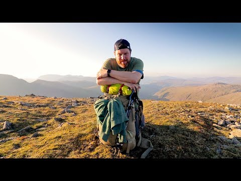 What's in my Camera Bag?   Wild Camping Edition
