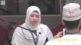 Qariah Sumeyye Edeb تلاوة خاشعة للقارئة سمية الديب من ماليزيا