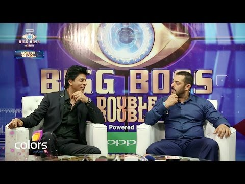 Bigg Boss 9 | Shahrukh Khan and Salman Khan Together | Press - release | Box Office India