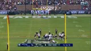 Stephen Gostkowski 62-Yard Field Goal in Mexico City!   Patriots vs. Raiders   NFL