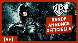 Batman : The Dark Knight Rises - Bande Annonce Officielle 4 (VF) -Christian Bale / Christopher Nolan