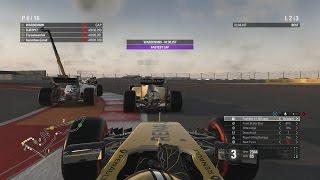 HECTIC RACE | F1 2016 Online