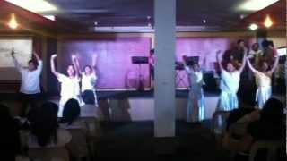 Faithful Jesus Church Dance Ministry: Jota Mocadena