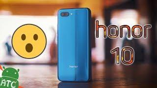 Huawei Honor 10 Review in Bangla | 4K | ATC
