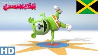 """I Be Ah Gommi Bear HD"" - Long Patois Version - Gummy Bear Song 10th Anniversary"