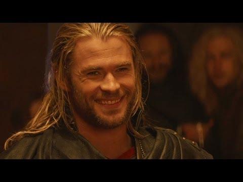 Thor: The Dark World - Extended Celebration Scene