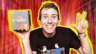 AMD RYZEN 3 REVIEW - Should you buy one?