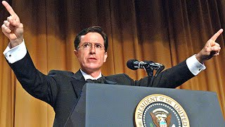 Stephen Colbert at the White House Correspondents