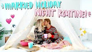 MARRIED WINTER BREAK NIGHT ROUTINE! | Aspyn Ovard