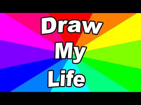 Draw My Life Behind The Meme  - 700k subscriber special
