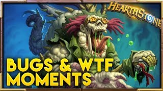 Bugs & WTF Moments ep.11 | Hearthstone