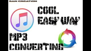 How to convert mp3 from video?