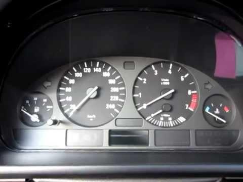 Odblokowanie i ukryte funkcje OBC w BMW E39 - licznik z jednym przyciskiem - Test zegarów