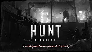 Hunt: Showdown Official HQ E3 Gameplay