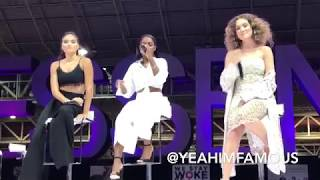 Cast of Star , Insecure , claws , empire , K.Michelle , Xscape live at 2017 Essence Festival
