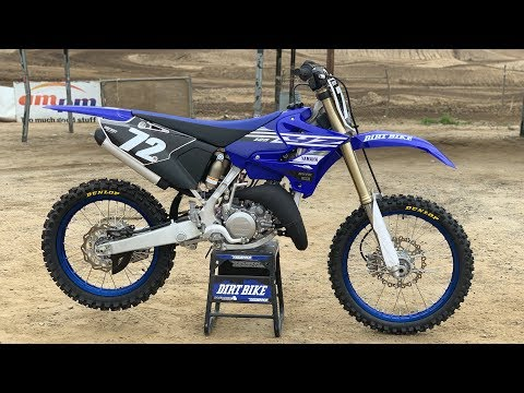 Xxx Mp4 2019 Yamaha YZ125 2 Stroke Dirt Bike Magazine 3gp Sex