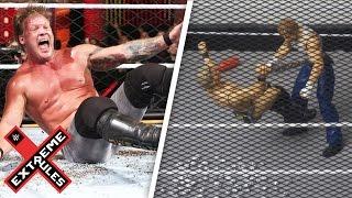 WWE Extreme Rules 2016 - Dean Ambrose vs. Chris Jericho