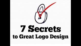 7 secrets to great logo design