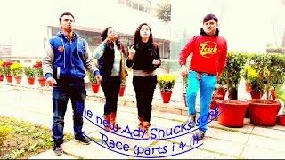 Race (parts I & II) - aDY sHUCKS