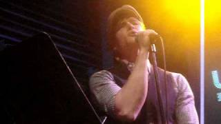 Hunter Parrish sings