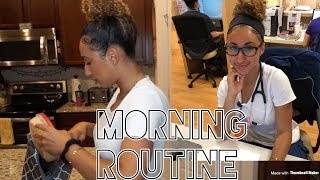 My Morning Work Routine | ER Nurse