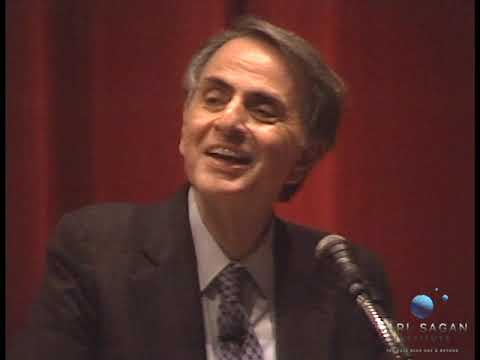 Carl Sagan s 1994 Lost Lecture The Age of Exploration