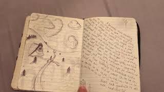 My Book/Journal Part III Show & Tell
