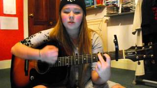 Sad Song - We The Kings (Cover By Molly Wood)