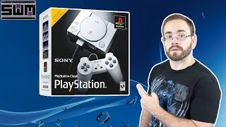 The Playstation Classic Announced And Microsoft