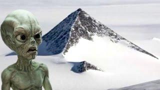 Researchers Find Alien Pyramid In Antarctica