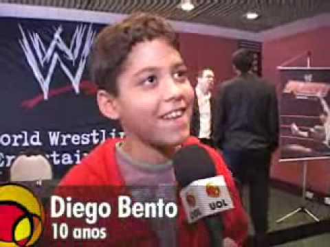 TV UOL WWE no Brasil