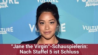 """Jane the Virgin""-Schauspielerin: Nach Staffel 5 ist Schluss 