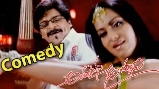 Andamaina Abaddam || Ali Funny Comedy Dance || Raja ,Kamna Jethmalani