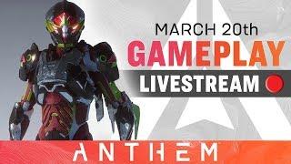 Anthem Developer Livestream - Legendary Missions