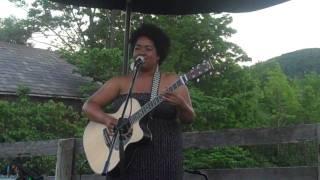Celisse Henderson sings Mine 4th of July