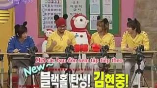 [Vietsub] Heroine 6 Ep 110 (7/7) - Kim Hyun Joong, Kim Hyung Joon