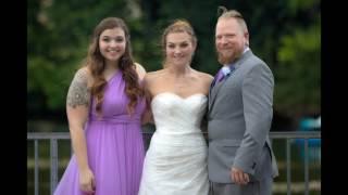 Joe and Alia Wedding Group Shots