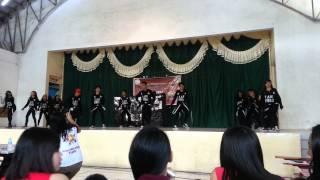 UNITED SWAG DANCE CREW (Sophomore) Capiz State Uni
