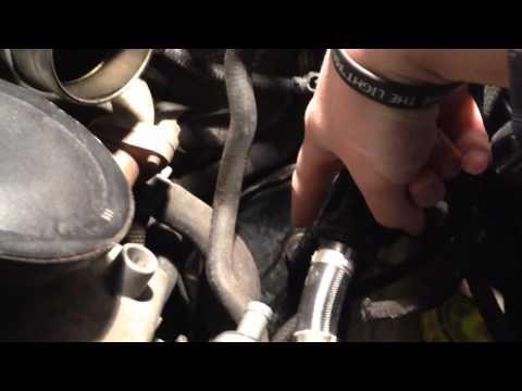Jetta Brake Booster Vacuum Problem