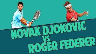 Novak Djokovic vs Roger Federer - WIMBLEDON FINAL